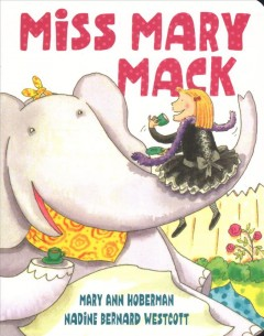 Miss Mary Mack cover image