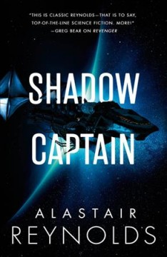 Shadow captain cover image
