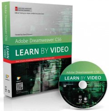 Adobe Dreamweaver CS6 cover image