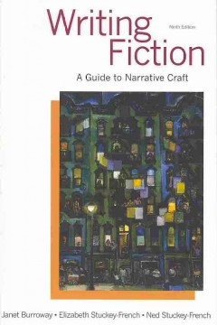 Writing fiction : a guide to narrative craft cover image