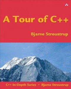 A tour of C++ cover image
