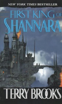 First king of Shannara cover image