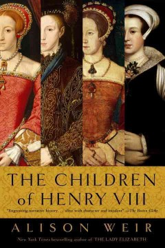The children of Henry VIII cover image