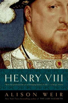 Henry VIII : the king and his court cover image