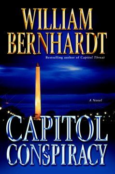 Capitol conspiracy cover image