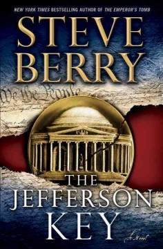 The Jefferson key cover image