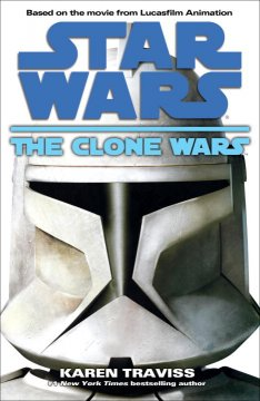 Star wars. The clone wars cover image