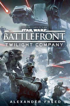 Battlefront : Twilight Company cover image