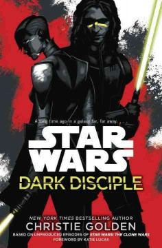 Dark disciple cover image