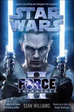The force unleashed II cover image