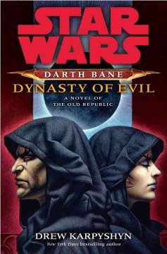 Darth Bane : dynasty of evil cover image