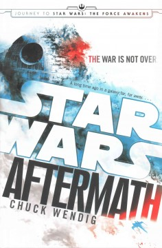 Star wars, aftermath cover image