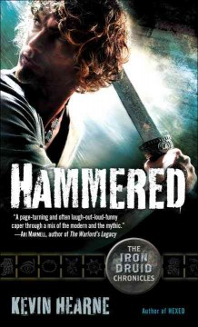 Hammered cover image