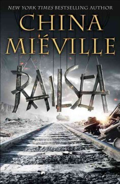 Railsea cover image