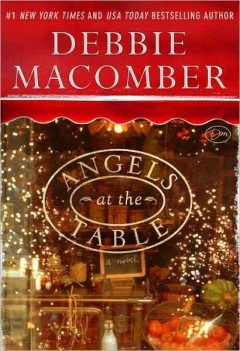 Angels at the table : a Shirley, Goodness, and Mercy Christmas story cover image