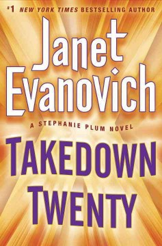 Takedown twenty cover image