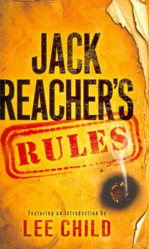 Jack Reacher's rules cover image