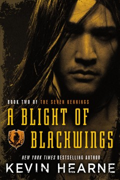 A blight of blackwings cover image