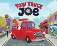 Tow truck Joe cover image