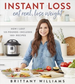 Instant loss : eat real, lose weight cover image