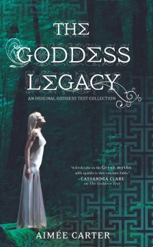 The goddess legacy cover image