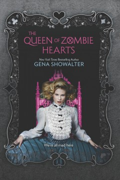 The queen of zombie hearts cover image