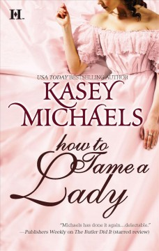 How to tame a lady cover image