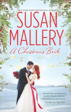 A Christmas bride cover image