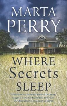 Where secrets sleep cover image