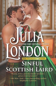 Sinful Scottish laird cover image