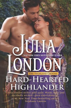 Hard-hearted Highlander cover image