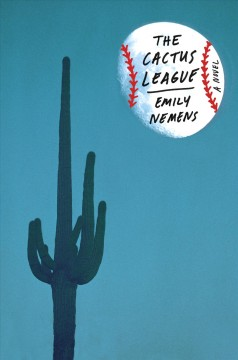 The cactus league cover image