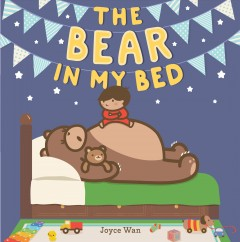 The bear in my bed cover image