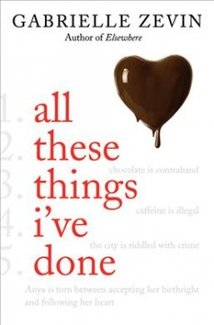 All these things I've done cover image