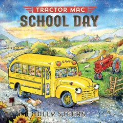 Tractor Mac school day cover image