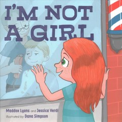 I'm not a girl cover image