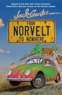 From Norvelt to nowhere cover image