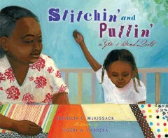 Stitchin' and pullin' : a Gee's Bend quilt cover image