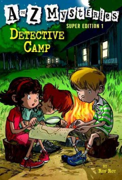 Detective camp cover image