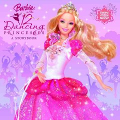 Barbie in the 12 dancing princesses cover image