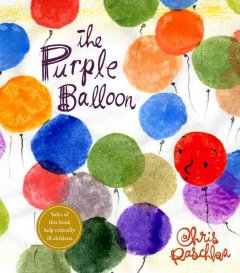 The purple balloon cover image