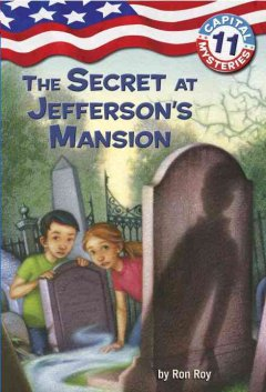 The secret at Jefferson's mansion cover image