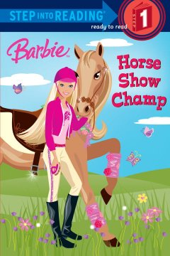 Horse show champ cover image