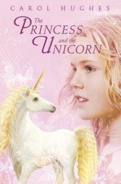 The princess and the unicorn cover image