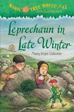Leprechaun in late winter cover image