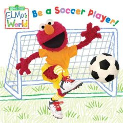 Be a Soccer Player! cover image