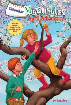 April adventure cover image