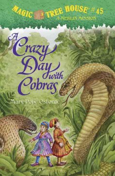 A crazy day with cobras cover image