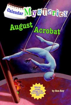 August acrobat cover image