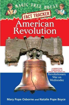 American revolution : a nonfiction companion to Revolutionary War on Wednesday cover image